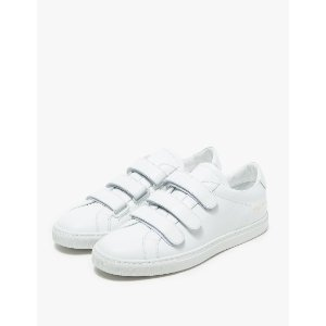 Woman by Common Projects Achilles Three Strap in White