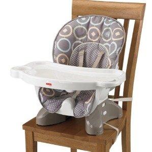 $32.49送$9.99免费礼物!Fisher-Price 费雪婴儿两用就餐椅 2款可选