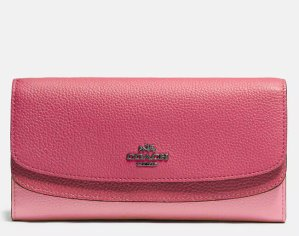 20% OffCoach Wallets & Cardholders @ Spring
