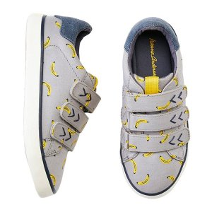 Kids Marcus Canvas Sneakers By Hanna | Sale 20% Off New Arrivals Boys