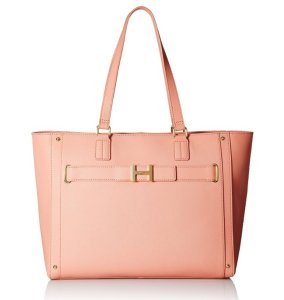 $72.94 Tommy Hilfiger TH Belted Tote Top-Handle Bag