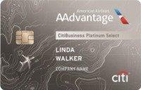 Earn 50,000 American Airlines AAdvantage® bonus milesCiti® / AAdvantage® Platinum Select® World Elite™ MasterCard®
