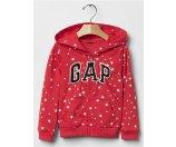 Sparkler logo zip hoodie | Gap