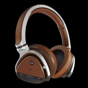 Aurvana Gold ANC Wireless Headphones