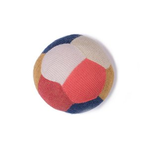 Soccer Ball-Coral/Light Pink