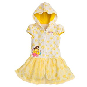Belle Swim Cover-Up for Girls - Personalizable | Disney Store
