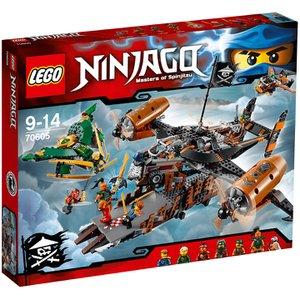 LEGO Ninjago: Misfortune's Keep (70605) Toys | TheHut.com