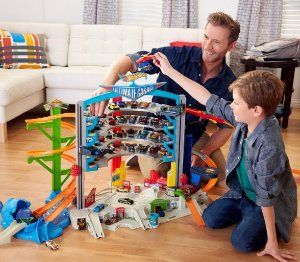$63.19 Hot Wheels Ultimate Garage Playset, Standard Packaging