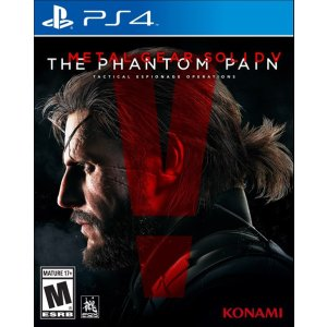 Metal Gear Solid V: The Phantom Pain on PlayStation 4