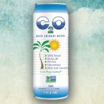 C2O Pure Coconut Water, 17.5 Ounce (Pack of 12)