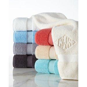 Matouk Lotus Towels