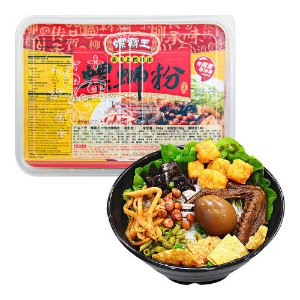 LUOBAWANG Guangxi Specialty LuoSiFen (Pickle Flavor Noodles) 248g (No Quail Egg, Random Version)