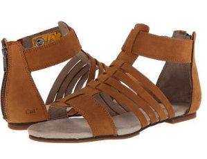 From $17.48 Caterpillar Women's Tanga Gladiator Sandal
