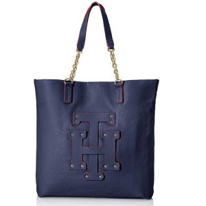 $59.99(reg. $178) Tommy Hilfiger Patch Travel Tote