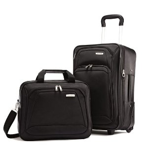 Samsonite 2 Piece Upright Set