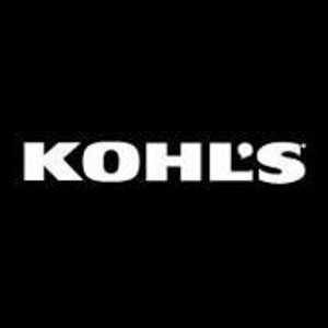 Up to 70% Off + Extra 15% Off Last Day! Earn $10 in Kohl's Cash for Every $50 @ Kohl's.com