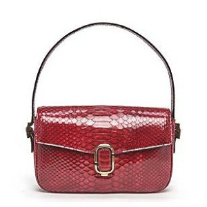 Marc Jacobs J, Marc. Aged Python Shoulder Bag