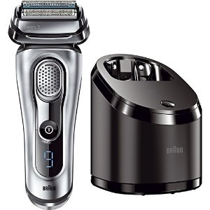 Amazon.com: Braun Series 9 9090cc Electric Foil Shaver for Men with Cleaning Center, Electric Men's Razor, Razors, Shavers, Cordless Shaving System: Beauty