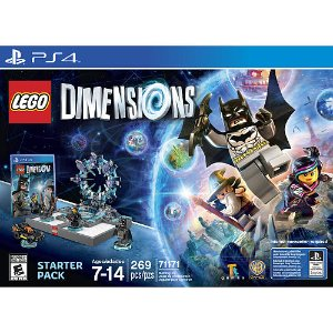 Save $30 + Free LEGO Dimensions Level Pack with any LEGO Dimensions Starter Pack purchase @ ToysRUs