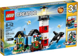 $41.97LEGO Creator Lighthouse Point 31051