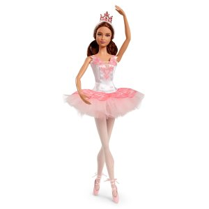 Barbie® 2016 Ballet Wishes® Doll | DKM20 | Barbie
