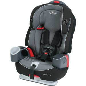 Graco Nautilus LX 65 3-in-1 Harness Booster, Bravo Color