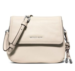 Michael Michael Kors Isabel Small Leather Messenger Bag