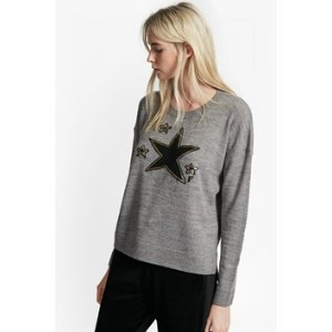 Lucky Star Knits Crew Neck Jumper | Sweaters Sweats | French Connection Usa