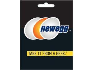$25 + Free $5 Gift CardNewegg $25 Gift Card