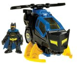 Amazon.com: Fisher-Price Imaginext DC Super Friends Batcopter: Toys & Games