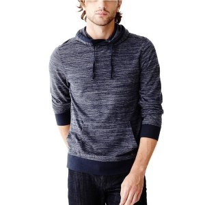 Ashdale Hooded Pullover | GbyGuess.com