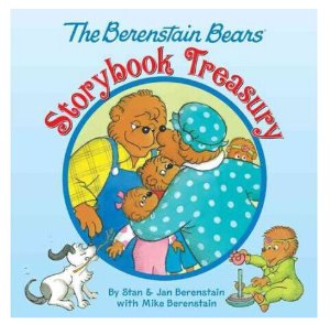 $5.89The Berenstain Bears Storybook Treasury 儿童书