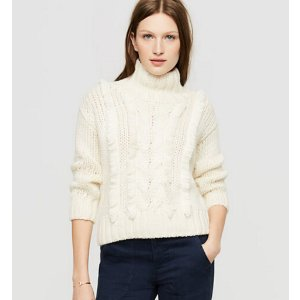 Lou & Grey Snowdrift Sweater | Lou & Grey