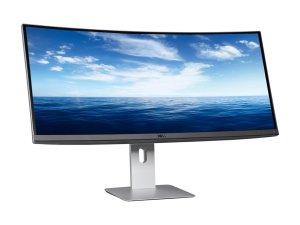 $674.99 + $75GC Dell UltraSharp 34 Ultrawide Monitor U3415W