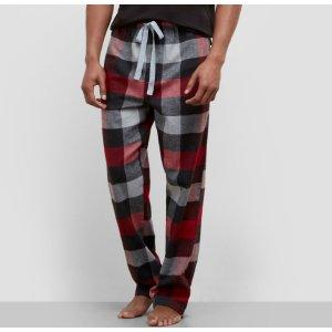 Flannel Sleep Pant | Kenneth Cole