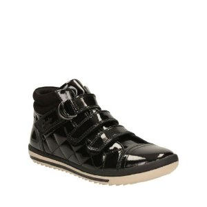 Epsie Prize Toddler Black Pat - Toddler Girl Shoes - Clarks® Shoes Official Site