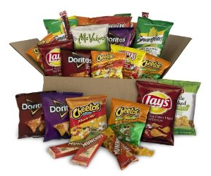 Ultimate Hot & Spicy Flavor Snack Box, 30 Count Pack