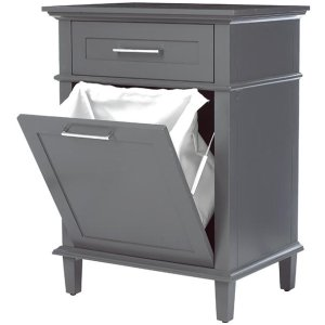Sonoma Hamper - Tilt-out Hamper - Clothes Hamper - Laundry Hamper - Bathroom Hampers | HomeDecorators.com