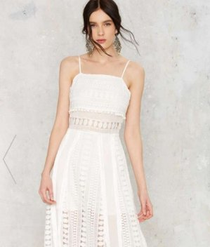Up to 60% Off + Extra 40% Off Lace Dress Sale @ Nasty Gal