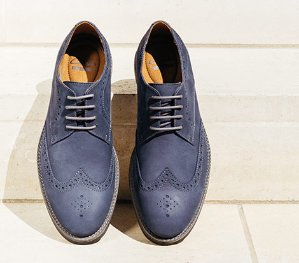 Clarks Radwel Wing Tip Men's Shoes