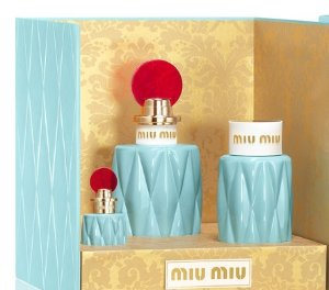 $135 Miu Miu Holiday Fragrance Boxed Gift Set ($166 Value) @ Neiman Marcus