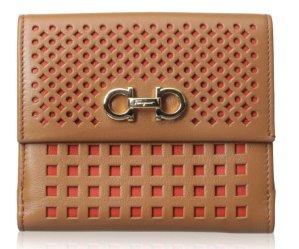 Salvatore Ferragamo Women's Leather Wallet