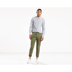 Tapered Chinos | Olive |Levi's® United States (US)