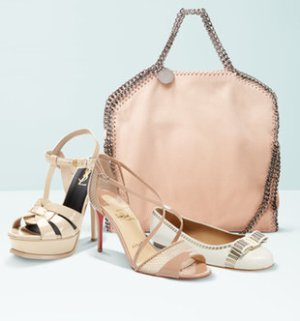 Up to 40% Off Prada, Saint Laurent, Bottega Veneta Women Handbags and Shoes Sale @ Gilt