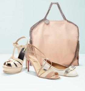 Up to 40% Off Prada, Saint Laurent, Bottega Veneta Women Handbags and Shoes Sale @ Gilt