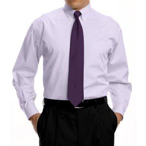 Traveler Collection Traditional Fit Button-Down Collar Dress Shirt - Traveler Dress Shirts   Jos A Bank