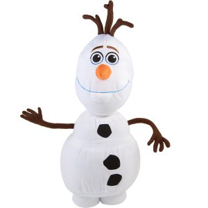 Disney Frozen Olaf Pillow Buddy