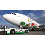 Hello Kitty Plane Roundtrip Flight: from Houston,TX(IAH) to Hong Kong China(HKG)