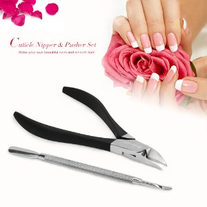 $12.99 Segbeauty Professional Cuticle Nail Nipper Set