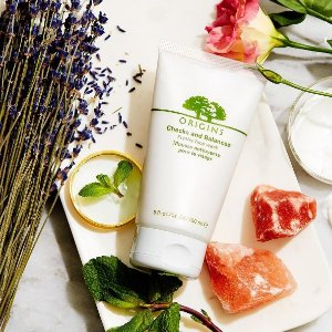 $20 Off $45 + Free Gift Cleansers Sale @ Origins